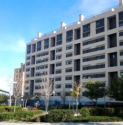 El Campus de Valdebebas, S. COOP. MAD