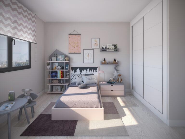 Prygesa El Robledal dormitorio